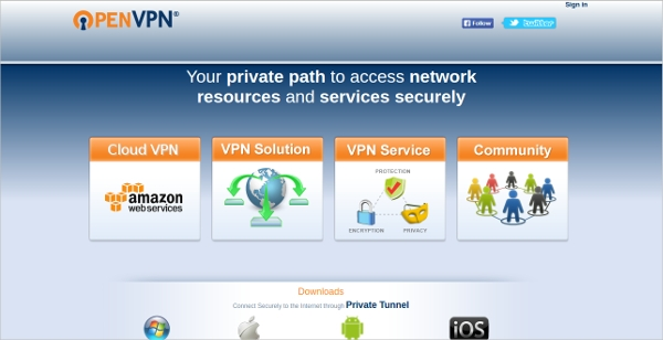 Connect two pc with vpn