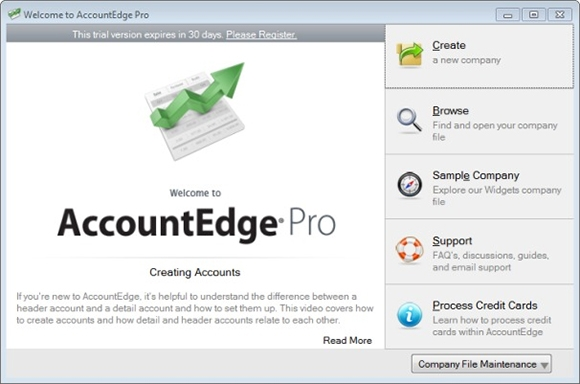 account edge software