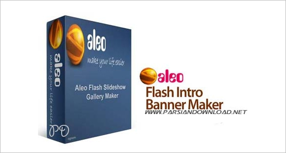 aleo intro flash banner maker