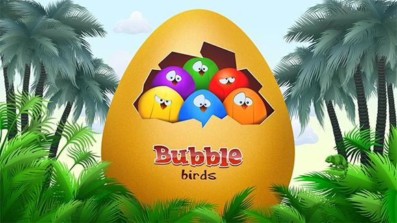 bubble birds game