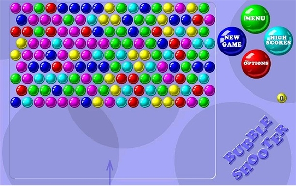 games bubble shooter download