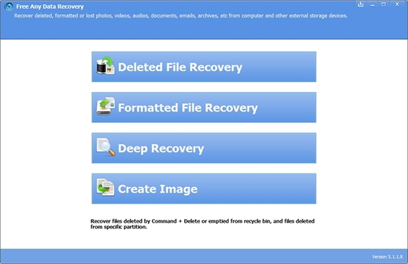 free any data recovery software