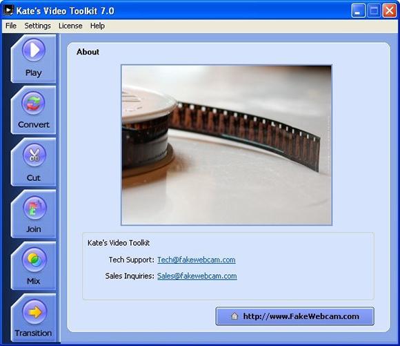 kates video toolkit software