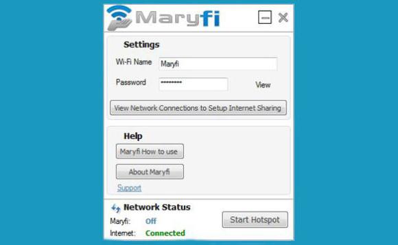 maryfi software1