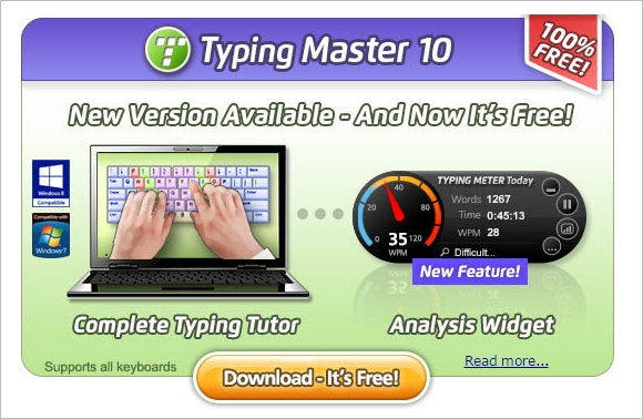 typing master 10 software