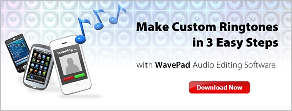 wavepad ringtone maker1