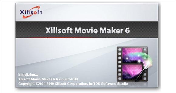 xilisoft movie maker software