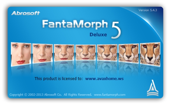abrosoft fantamorph software