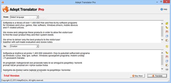 adept translator pro