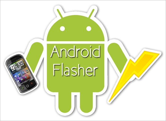 android devices flashing software