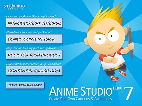 anime studio software