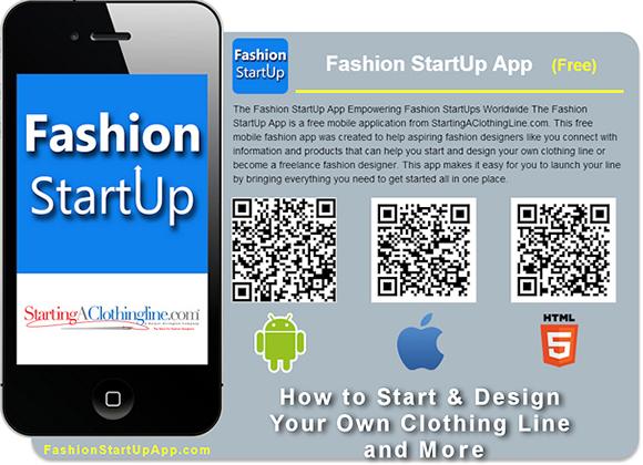 fashion startup app