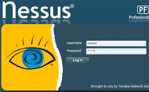 nessus security scanner