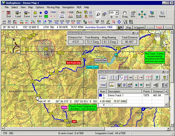 oziexplorer gps software