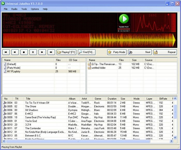 9 Mp3 Software for Windows, Linux, Mac | DownloadCloud