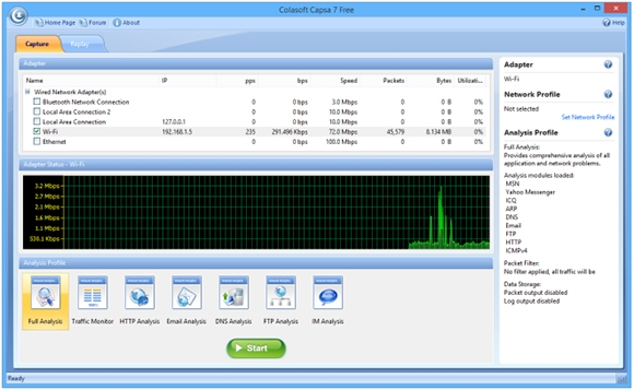 Network Monitoring Softwares - Download for Windows, Mac