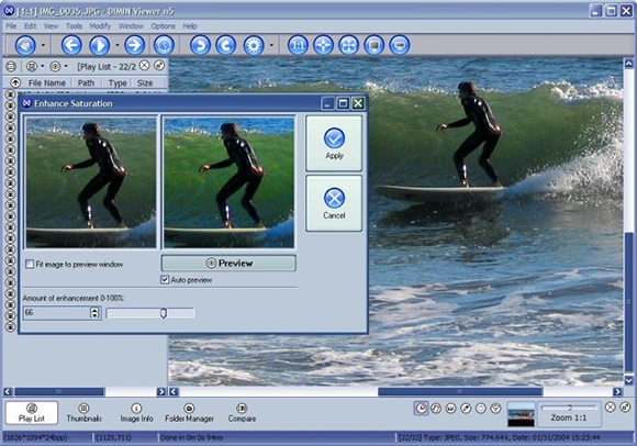 dimin image viewer
