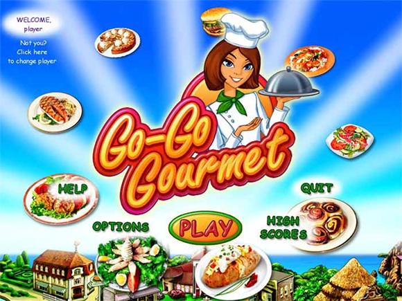 go go gourmet