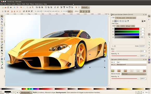 inkscape illustrator