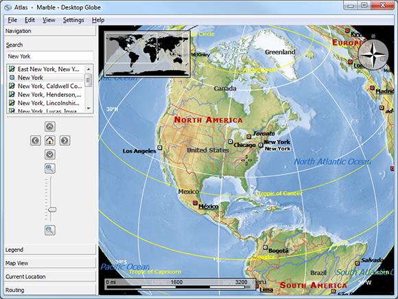 marble world atlas