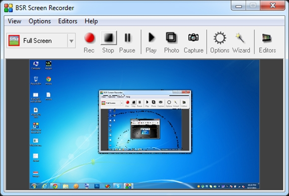 Free Recording Software - Download in Seconds