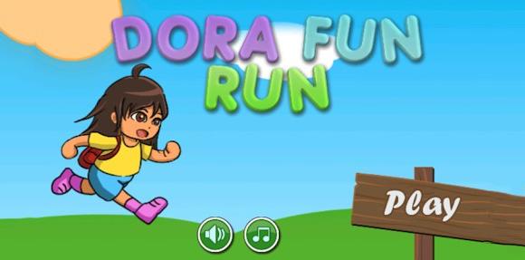 doras fun fun run
