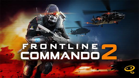 frontline commando 21