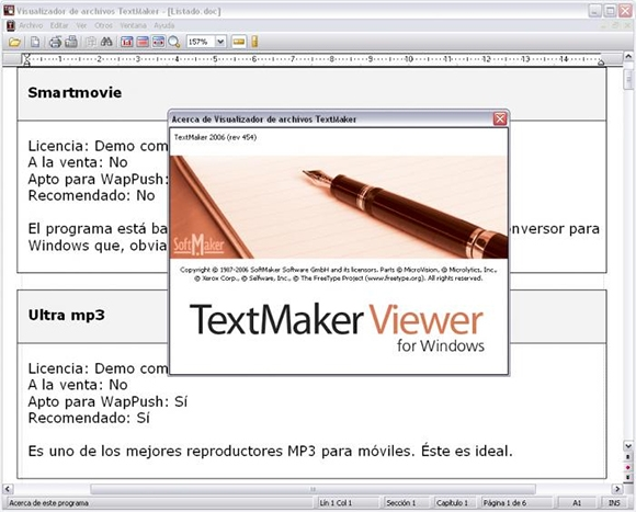 test maker viewer