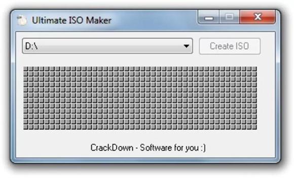 ultimate iso maker