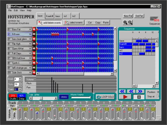 hotstepper software