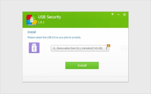 usb security