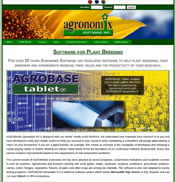 agronomix