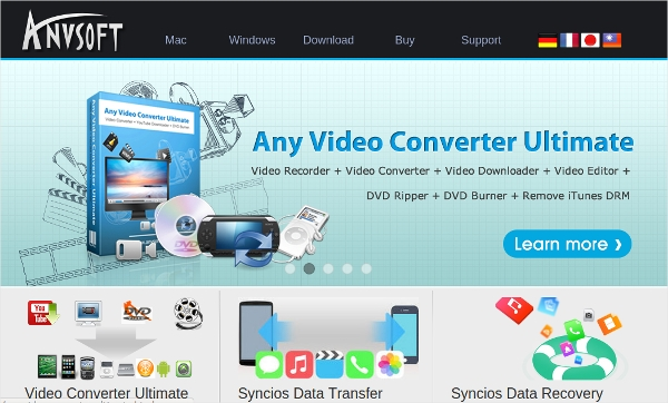 any video convertor