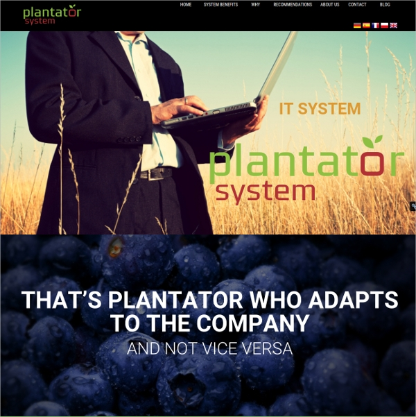 plantator system