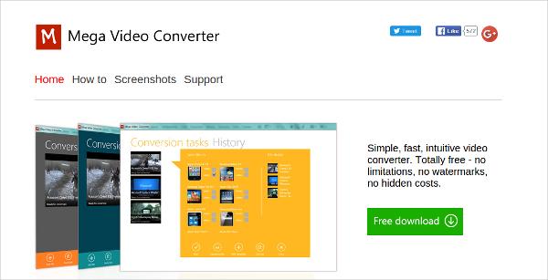 mega video converter