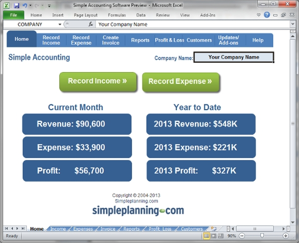 simpleplanning the simple planning software for all small business