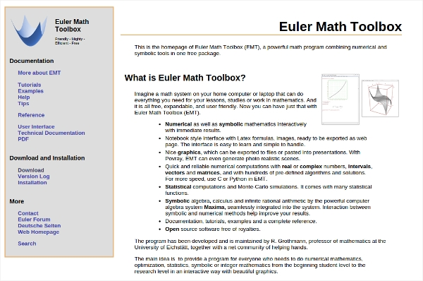 euler math toolbox