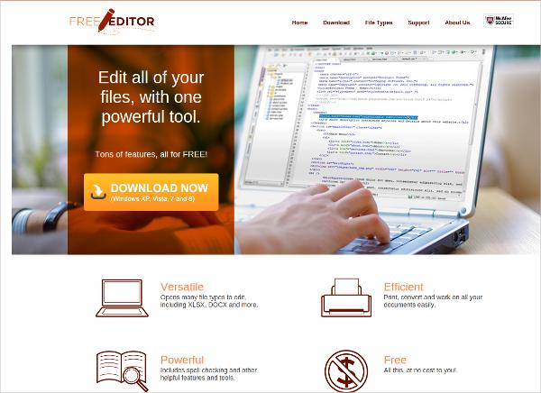 free editor