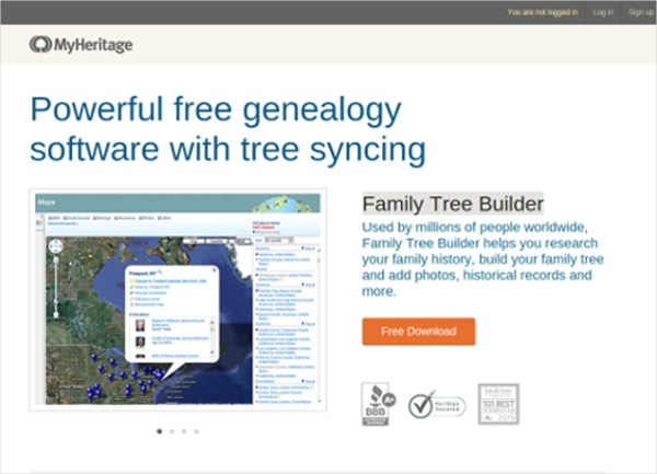 Imagine adding your family tree to a simple website and getting hundreds of new family history discoveries instantly. MyHeritage is offering 2 free weeks of access to their extensive collection of 9 billion historical records, as well as their matching technology that instantly connects you with new information about your ancestors.