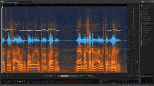 rx5 audio editor