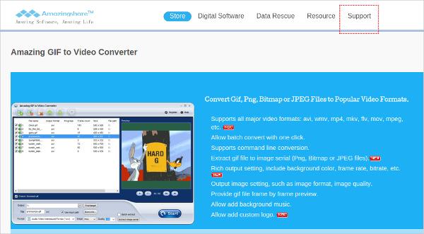 amazing gif to video converter