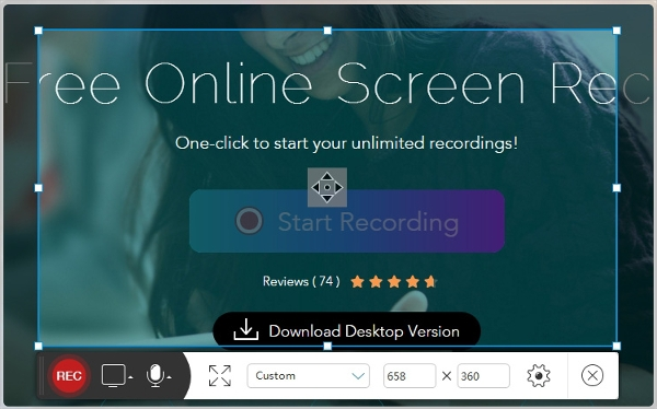 apowersoft free screen recorder – free online recorder