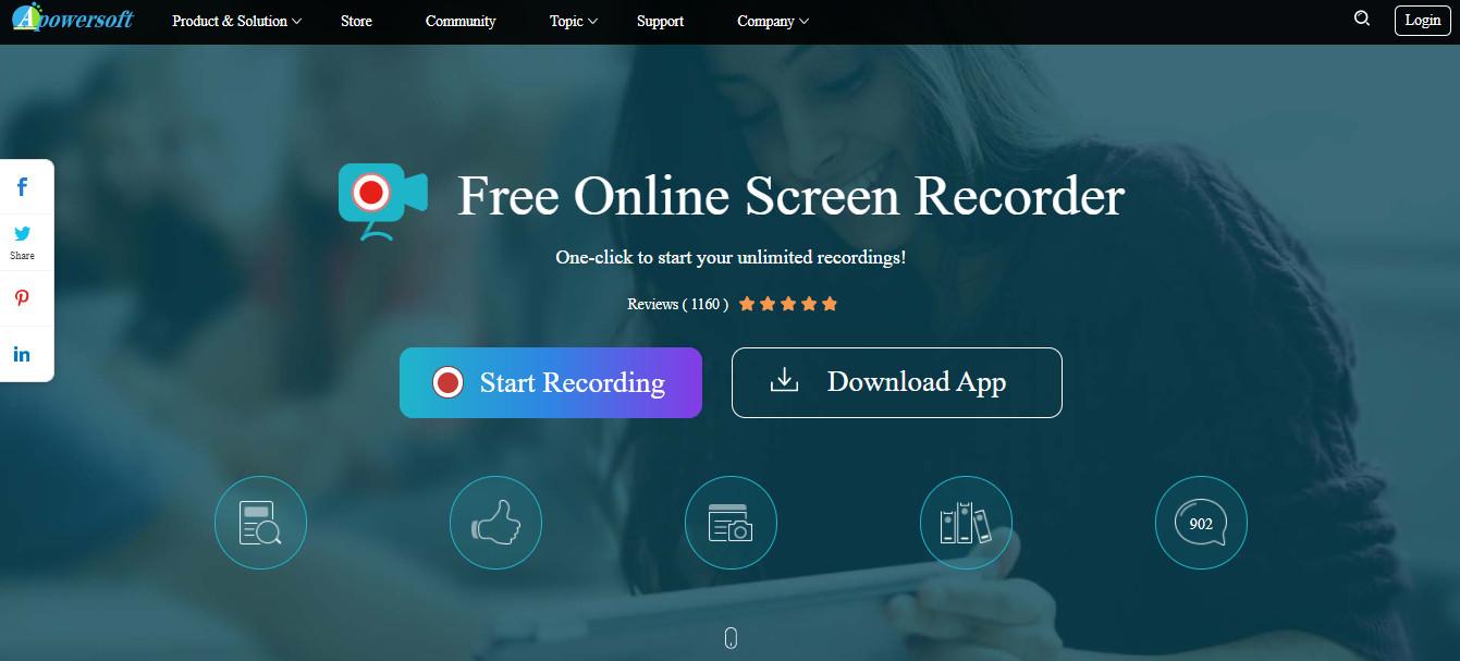 apowersoft free screen recorder