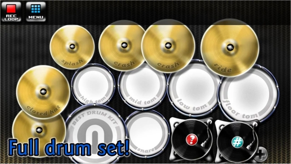 best drum kit music percussion