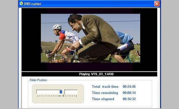 dvd cutter
