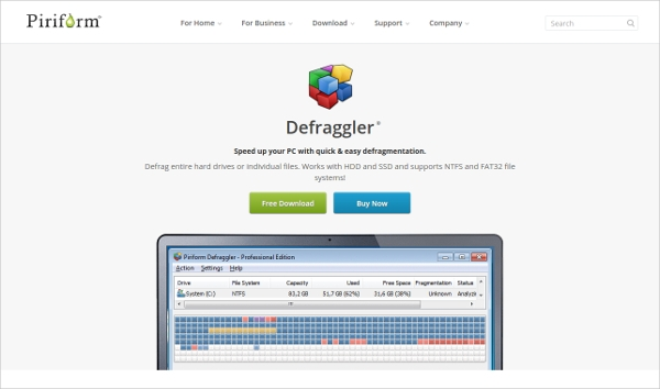 defraggler free  for windows 7 32-bit computer