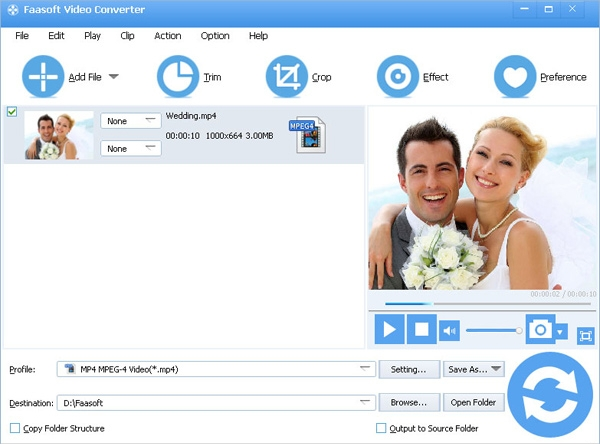 faasoft video converter