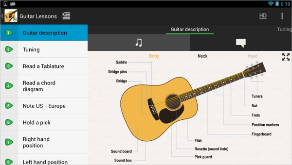11+ Guitar Learning Software For Windows, Mac, Android | DownloadCloud