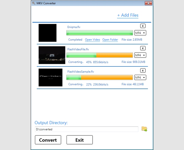 free flv to mp4 converter1