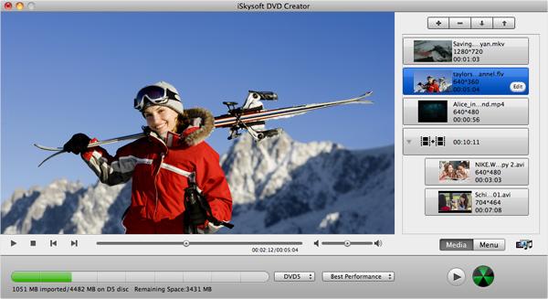 free mac dvd creator software %e2%80%93iskysoft
